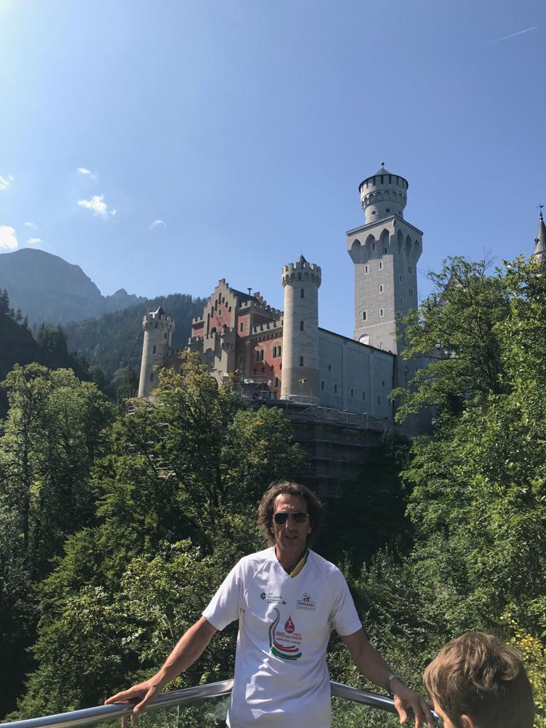 Marco a Füssen in Germania